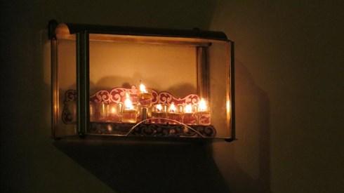 זמן הדלקת נרות חנוכה