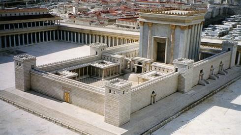 המשכן והמקדש