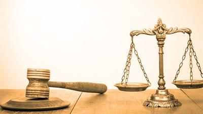 משפט עברי בימינו | צילום: Shutterstock /  עיבוד: אתר ישיבה