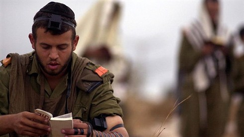 דתיות מוחצנת בצבא
