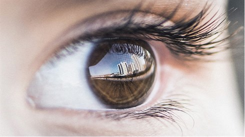 כי עין בעין יראו