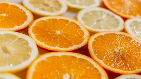 Taking Trumos & Maasros from Israel Fruit