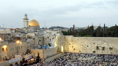 Jerusalem and Shechem