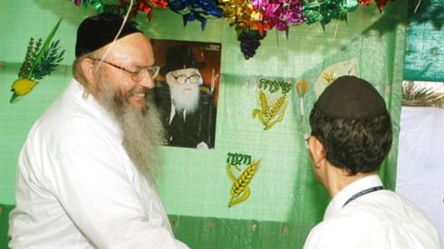 Sukkot and Shabbat – What Type of Happiness?