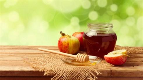 הברכה על התפוח בדבש