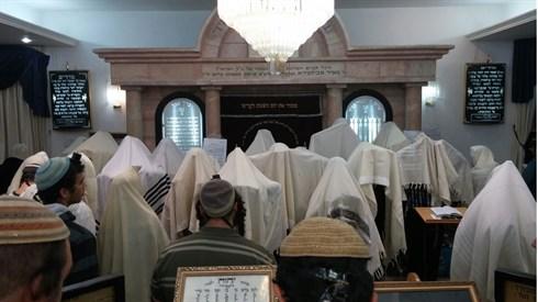 Prayer on Yom Kippur
